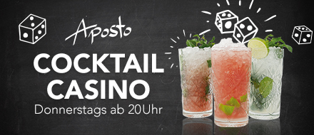 Aposto Cocktail Casino